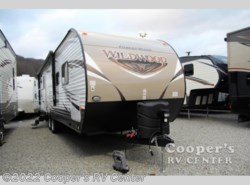 New 2017  Forest River Wildwood 27DBK by Forest River from Cooper's RV Center in Murrysville, PA