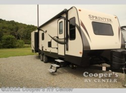 New 2018  Keystone Sprinter Campfire Edition 30FL by Keystone from Cooper's RV Center in Murrysville, PA