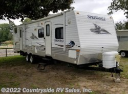 Used 2011 Keystone Springdale 303BH available in Gladewater, Texas