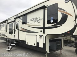 New 2017  Jayco North Point 387RDFS by Jayco from Crain RV in Little Rock, AR