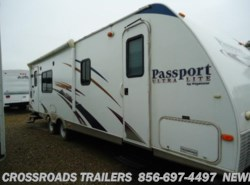 Used 2010  Keystone Passport Ultra Lite 288RK by Keystone from Crossroads Trailer Sales, Inc. in Newfield, NJ