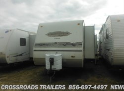 Used 2007  Keystone Montana Mountaineer 31RLDS by Keystone from Crossroads Trailer Sales, Inc. in Newfield, NJ