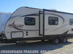 Used 2013  Keystone Bullet Ultra Lite 246RBS by Keystone from Crossroads Trailer Sales, Inc. in Newfield, NJ