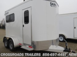New 2016  Shadow Trailer Stablemate 2 horse straight load w/rear ramp by Shadow Trailer from Crossroads Trailer Sales, Inc. in Newfield, NJ