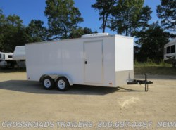 New 2017  Nexhaul  8.5x20 TA ENCLOSED CARGO TRAILER by Nexhaul from Crossroads Trailer Sales, Inc. in Newfield, NJ
