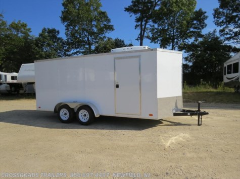 2018 Nexhaul 8.5x20 TA ENCLOSED CARGO TRAILER