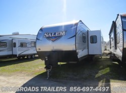 New 2017  Forest River Salem T32BHDS by Forest River from Crossroads Trailer Sales, Inc. in Newfield, NJ