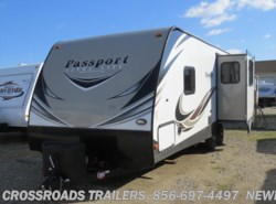 New 2017  Keystone Passport Ultra Lite Grand Touring 2520RL by Keystone from Crossroads Trailer Sales, Inc. in Newfield, NJ