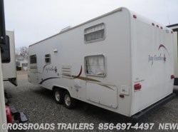 Used 2004  Jayco Jay Feather EXP 25G by Jayco from Crossroads Trailer Sales, Inc. in Newfield, NJ