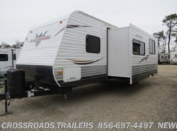 Used 2014  Heartland RV Trail Runner TR 29 DBG by Heartland RV from Crossroads Trailer Sales, Inc. in Newfield, NJ