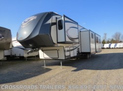 New 2017  Forest River Salem Hemisphere Lite 368RLBHK by Forest River from Crossroads Trailer Sales, Inc. in Newfield, NJ