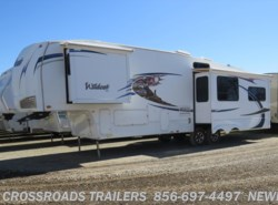 Used 2011  Forest River Wildcat 31TS by Forest River from Crossroads Trailer Sales, Inc. in Newfield, NJ