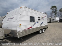 Used 2010  Gulf Stream Ameri-Lite 21MB by Gulf Stream from Crossroads Trailer Sales, Inc. in Newfield, NJ