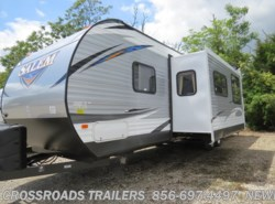 New 2018  Forest River Salem T37BHSS2Q by Forest River from Crossroads Trailer Sales, Inc. in Newfield, NJ