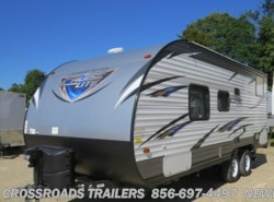 New 2018  Forest River Salem Cruise Lite 201BHXL by Forest River from Crossroads Trailer Sales, Inc. in Newfield, NJ