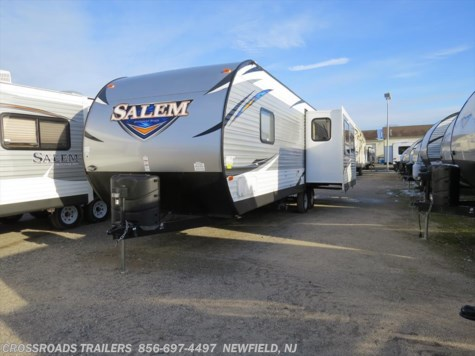 2018 Forest River Salem T27RLSS