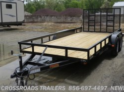 New 2018  Nexhaul  82x14 Open Landscape Trailer by Nexhaul from Crossroads Trailer Sales, Inc. in Newfield, NJ