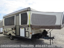 Used 2015  Forest River Rockwood Premier 2716G by Forest River from Crossroads Trailer Sales, Inc. in Newfield, NJ