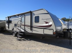 Used 2017  Keystone Passport Ultra Lite Grand Touring 2520RL by Keystone from Crossroads Trailer Sales, Inc. in Newfield, NJ