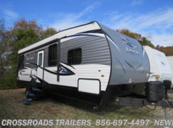 Used 2017  Jayco Octane Super Lite 273 by Jayco from Crossroads Trailer Sales, Inc. in Newfield, NJ