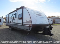 New 2018  Forest River Surveyor 295QBLE by Forest River from Crossroads Trailer Sales, Inc. in Newfield, NJ