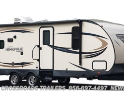 New 2018  Forest River Salem Hemisphere Lite 24BHHL by Forest River from Crossroads Trailer Sales, Inc. in Newfield, NJ