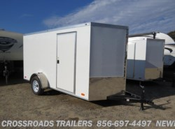 New 2018  Nexhaul  6x12 ENCLOSED CARGO TRAILER by Nexhaul from Crossroads Trailer Sales, Inc. in Newfield, NJ