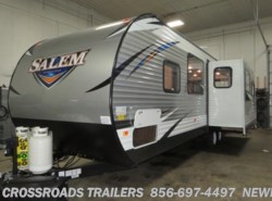 New 2018  Forest River Salem 28RLSS by Forest River from Crossroads Trailer Sales, Inc. in Newfield, NJ