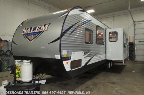 2018 Forest River Salem 28RLSS