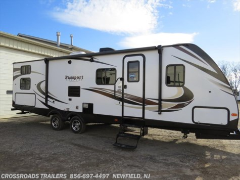 2018 Keystone Passport Ultra Lite Grand Touring 2920BH