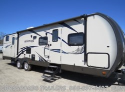 Used 2015  Forest River Salem Hemisphere Lite 312QBUD by Forest River from Crossroads Trailer Sales, Inc. in Newfield, NJ