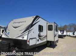 New 2018  Keystone Passport Ultra Lite Grand Touring 2400BH by Keystone from Crossroads Trailer Sales, Inc. in Newfield, NJ