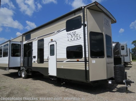 2019 Forest River Salem Grand Villa 42DL