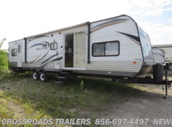 Used 2014  Forest River Salem 36BHBS by Forest River from Crossroads Trailer Sales, Inc. in Newfield, NJ