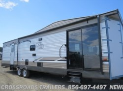 New 2018  Forest River Salem Villa 353FLFB by Forest River from Crossroads Trailer Sales, Inc. in Newfield, NJ