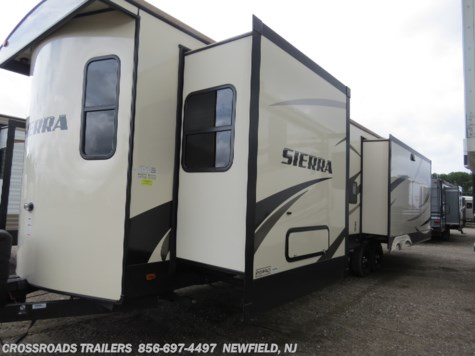 2017 Forest River Sierra Destination 393RL