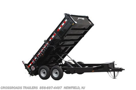 2019 Homesteader Dump Trailers 7X14 HX