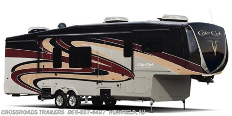 2019 Forest River Cedar Creek Champagne Edition 38EL