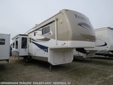 2008 Holiday Rambler Presidential Suite 37RLQ