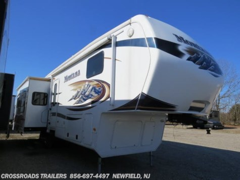2011 Keystone Montana 3665RE