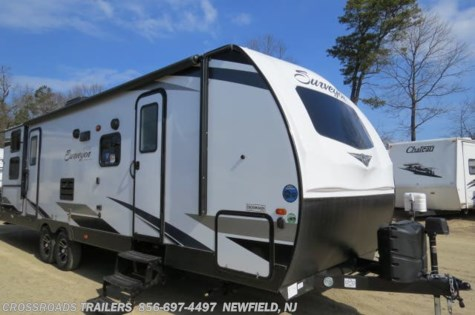 2019 Forest River Surveyor Luxury 287BHSS