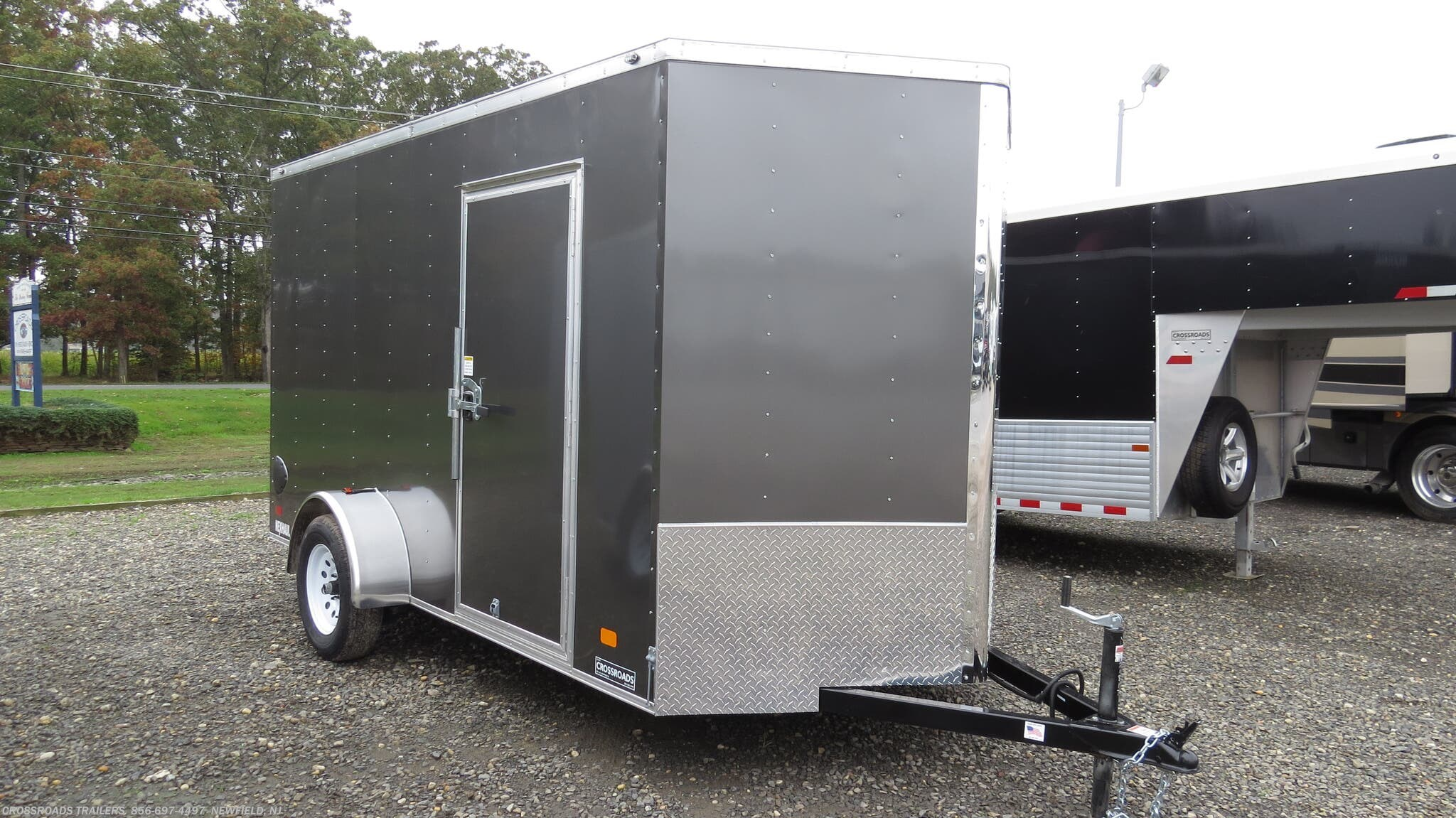2021 Nexhaul 6' x 12' Enclosed - Stock #1835