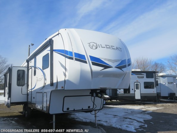 2021 Forest River Wildcat 336RLS available in Newfield, NJ