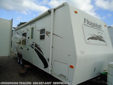 2009 Forest River Flagstaff Super Lite 26RBSS