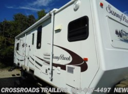 Used 2007  SunnyBrook  30FK by SunnyBrook from Crossroads Trailer Sales, Inc. in Newfield, NJ