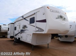 Used 2008  Forest River Cedar Creek 36RLTS